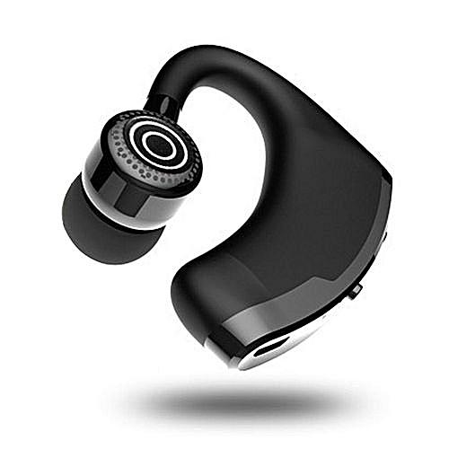 8de9f96c82c Generic Generic Business Earpiece Wireless Bluetooth Headset Surround  Stereo-Black