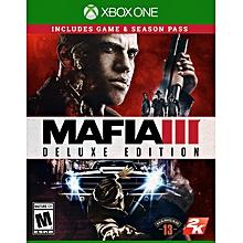 XBOX 1 Game Mafia 3 Deluxe Edition
