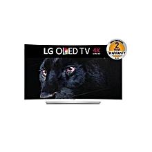 """55EG910T - 55"""" - Curved OLED Smart TV - White"""