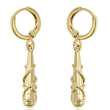 Gold Coated  Earring