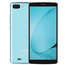 A20 1GB+8GB Dual Back Cameras 5.5 inch Android GO MTK6580M Quad Core up to 1.3GHz Dual SIM 3G Smartphone(Blue)