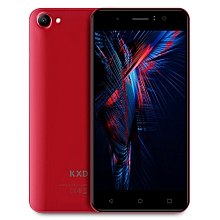 W50 3G Smartphone MTK6580 Quad Core 1.3GHz 1GB RAM 8GB ROM - RED