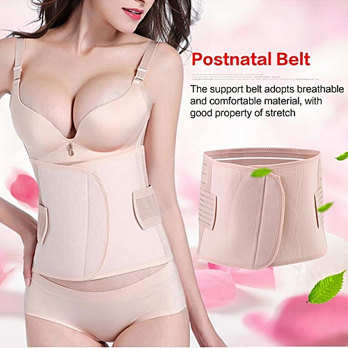 c61f636fd8a5a Generic Postnatal Bandage Maternity Postpartum Belt Waist Belly Recovery  Band For Post Pregnancy Women
