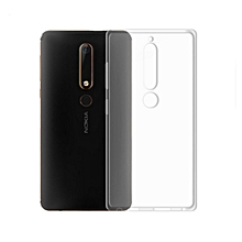 Nokia 6.1 Plus( X6)  Silicone Case TPU  Phone Back Cover