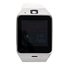 APlus Smart Watch Phone -128MB ROM - 64MB RAM - 2MP Camera - White