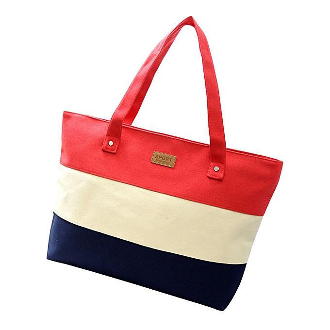 c547a5d339 Fashion tissiue Women Canvas Handbags Shoulder Messenger Bags RD ...