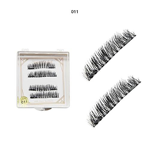 34f99b5d6cc Generic box Double Magnet 3D Handmade Reusable False Eyelashes Magnetic  lashes eyeextension Magnetic Eyelashes on magnets(11)
