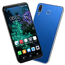 "6.1"" Four Core Smartphone Cell Phone Android Dual Sim -blue"