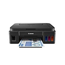 Pixma G2400 - Multi-Function 3-in-One Printer - Black - Black