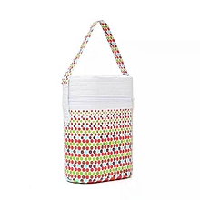 Bottle Warmer With A Pair Of Feeding Bottles( Blue theme)
