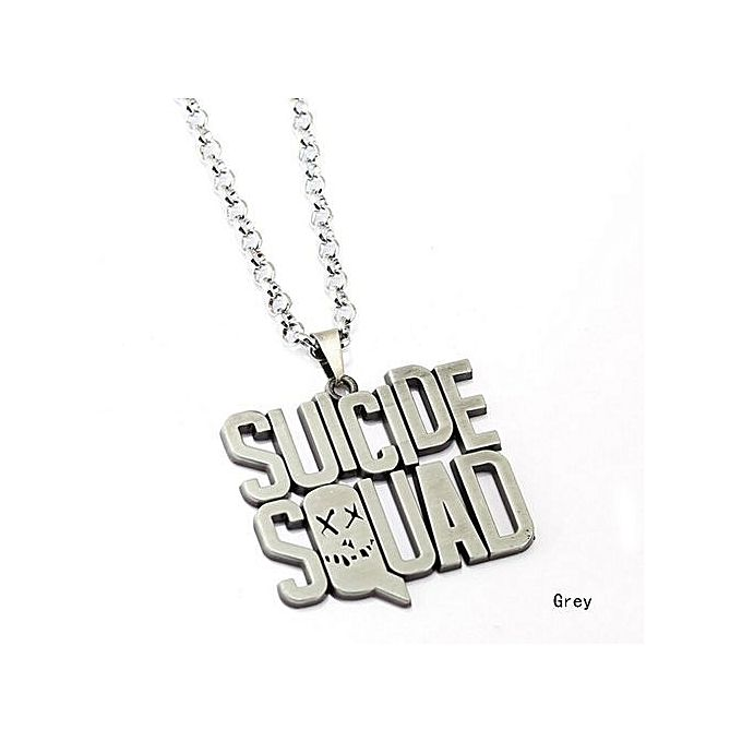 Tanson suicide squad necklace harley quinn baseball bat pendant tanson suicide squad necklace harley quinn baseball bat pendant letter necklace aloadofball Gallery