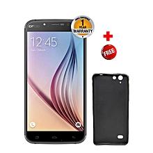 "X7 Balr - 5.5"" - 16GB - 1GB RAM - 8MP Camera - Black + Free Back Case"