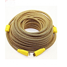 HDMI to HDMI Cable - 50 Metres - Copper Core Version 1.4 with IC  - yellow
