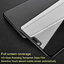 Pro+ Screen Protector For OPPO F7 Full Coverage Tempered Glass Protective Film For OPPO F7 Full Glue Absord Automatically