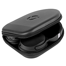 X Silenco series Active Noise Cancelling Bluetooth headphones - Black