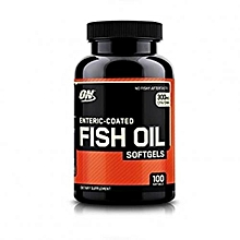 Enteric - Coated Fish Oil