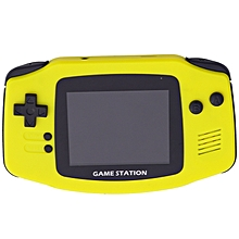 N1 Pocket FC Game Console-YELLOW