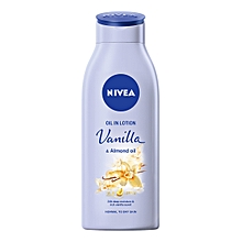 Vanilla & Almond oil 400 ml