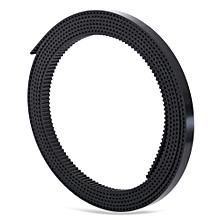 Anet 1.7M Length 6MM Width GT2 Timing Belt for 3D Printer BLACK