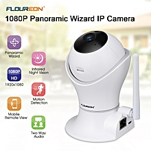 Wifi 2.0 Megapixel Wireless Ip Camera US Plug - White
