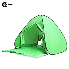Outlife Instant Setup 2 Person Beach Tent With Door Curtain