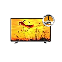 "MCTV2410 - 24"" - HD LED Digital TV - Black."