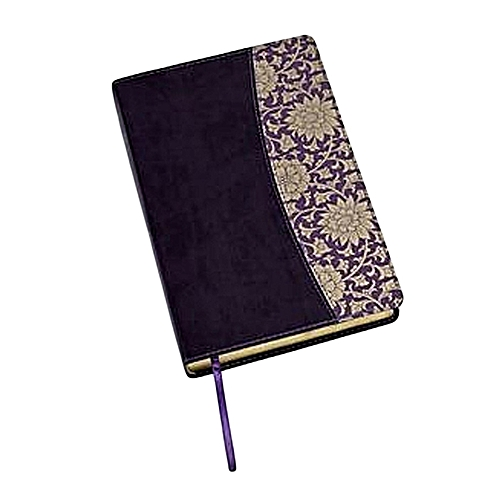 The Study Bible for Women NKJV Edition, Plum & Lilac Leather Touch