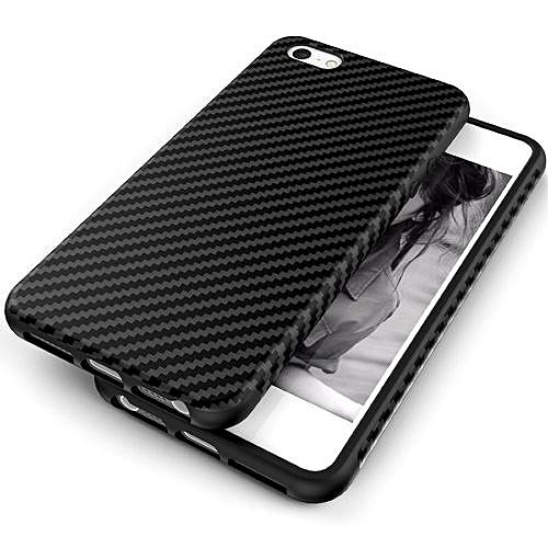 san francisco 721c8 33d48 Roybens Shockproof Carbon Fiber Pattern Case Cover For IPhone 5 5s SE  (Color:c1)