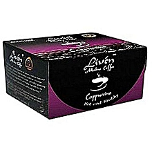 Liven coffee - Alkaline Cappuccino Coffee - 420 grams