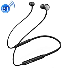TN Bluetooth 4.2 Wireless Sports Headphones Magnetic Noise Cancelling Earbuds with Mic(Black)
