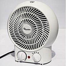 RM/475- Fan Heater- White