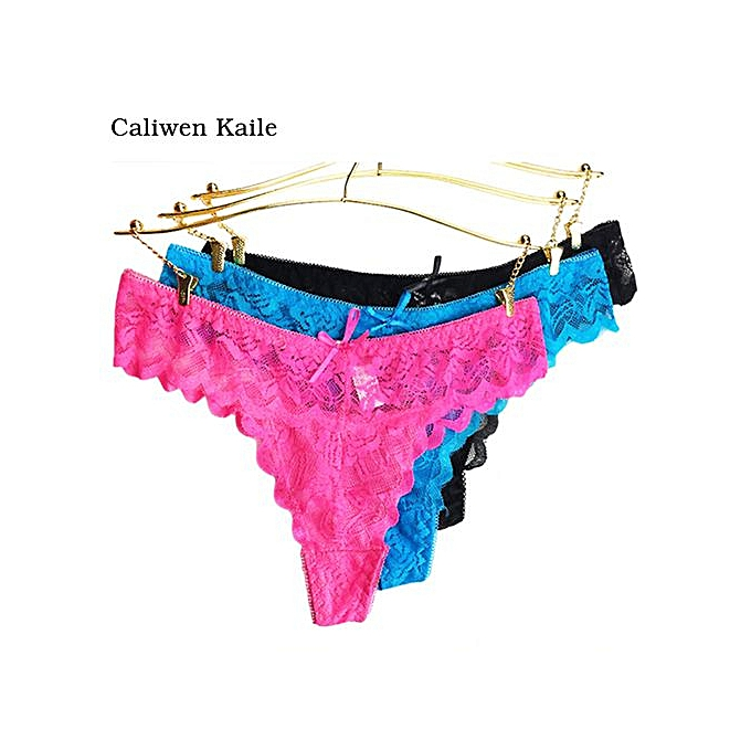 279d537c6645 6colors lace Women's Sexy Thongs G-string Underwear Panties Briefs For  Ladies T-back