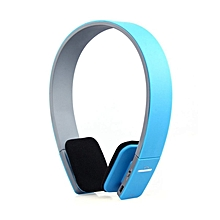 BQ618 - Bluetooth Wireless Headphone - Blue