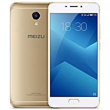 M5 Note 4G Smartphone Global Version 5.5 inch 3GB RAM 16GB ROM Android 6.0 Helio P10 Octa Core 1.8GHz 5.0MP + 13.0MP Cameras - GOLDEN
