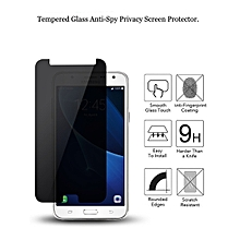 Samsung J7/J7 Prime/J5/A710/A7 2017 Tempered Glass Film Slim Anti-Peeping Screen Protector    SAMSUNG J7PRIME    black