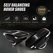 Dual Motor Electric Hover Shoes Self Balancing Scooter Drifting Hovershoes Roller Skates for Kids and Adults