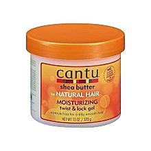 Shea Butter for Natural Hair - Moisturizing Twist & Lock Gel  --- (370g)