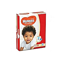 Dry Comfort Diapers, Size 3 (5-9kgs) - 64 Diapers