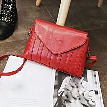 bluerdream-Vintage Handbags Women Clutches Party Purse Crossbody Shoulder Messenger Bags RD-Red