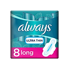 Ultra Thin Long 8 Pads