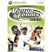 XBOX 360 Game Virtua Tennis 2009