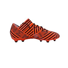 F/Ball Boots Nemeziz 17.3 Fg Moulded Snr- S80604flo Orange/Black- 6