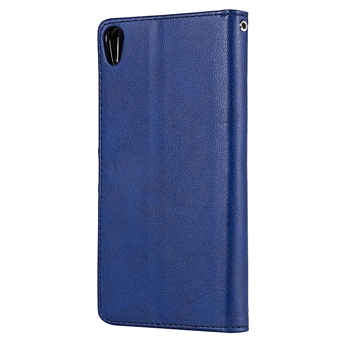 detailed look 49879 41550 Sony Xperia XA Ultra Wallet Case,Premium PU Leather Solid Color 2 in 1  Folio Flip [Kickstand Feature] Leather with Card Slots Shockproof  Protective ...