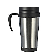 Portable Stainless Steel Insulated Travel Car Coffee Tea Mug Cup Thermos