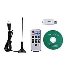 USB DVB-T RTL-SDR Realtek RTL2832U & R820T Tuner Receiver Dongle PAL IEC Input