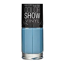 Color Show Vinyl Nail Polish - 401 Teal The Deal