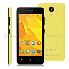 """4.5"""" IPS Screen XGODY Smartphone G12 Quad Core un-locked Android 5.1 Mobile Phone"""