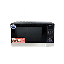 GMO2706CB - 25L Geepas Microwave Oven - Digital - With Grill - Black