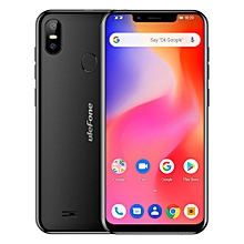 S10 Pro,  2GB+16GB, Dual Back Cameras, Face ID & Fingerprint Identification, 5.7 inch Android 8.1 MTK6739WA Quad-core 64-bit up to 1.3GHz, Network: 4G, OTG, Dual SIM(Black)