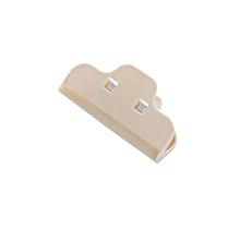 5PCS Plastic Food Sealing Clip Snack Milk Powder Storage Seal Bag Clips Kitchen Tool